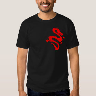 Double sided Dragon Wings on the back T-Shirt
