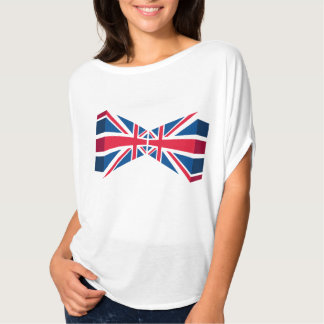 Double Union Jack, British flag in 3D Tees