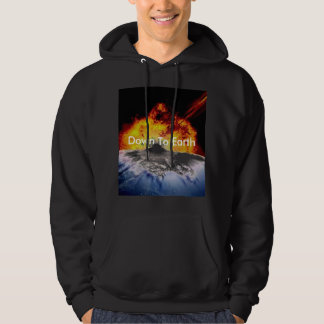 down to earth hoodie