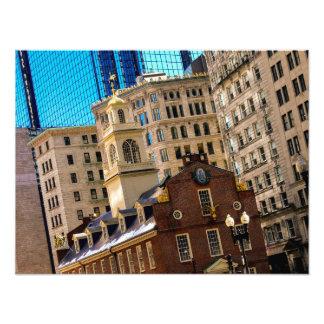 Downtown Boston Photo Print