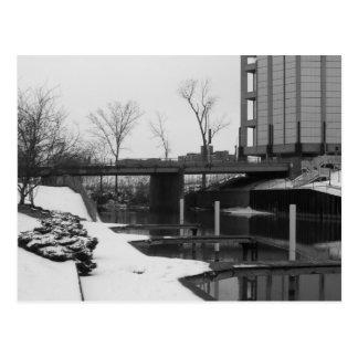 Downtown Mount Clemens, MI USA Postcard