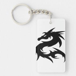 Dragon (double-sided) Keychain