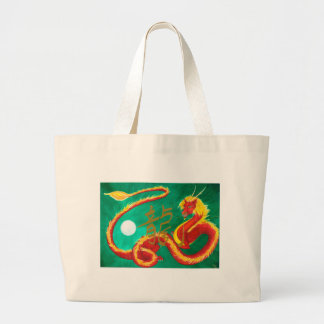 Dragon Jumbo Tote Bag