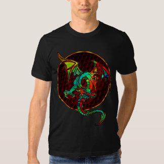 Dragon Moon One Sided Shirt