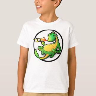Dragon print Kids' T-shirt. T Shirt