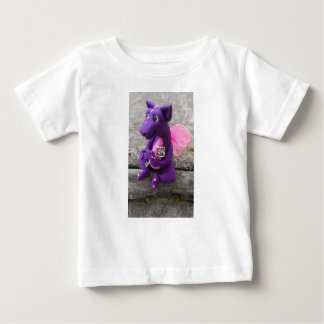 Dragon sculpture t-shirt
