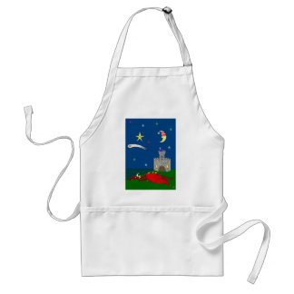 Dragons defeat standard apron