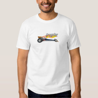 Dragster - our unsung engine-that-could tee shirt