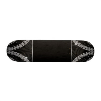Draped In Diamonds 20 Cm Skateboard Deck