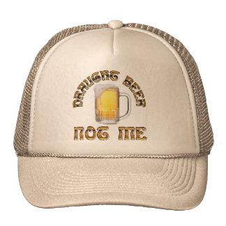 Draught Beer Not Me Hat. Cap