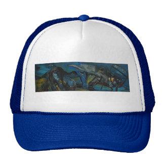 DREAD EYES THE DOW CAP
