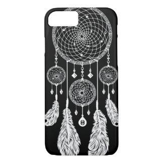 Dreamcatcher - iPhone 7 case (Black)