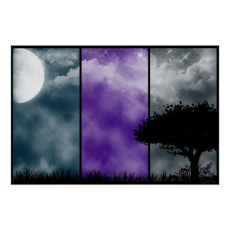 Dreamland Twilight Poster