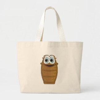 Dresser Cartoon Jumbo Tote Bag