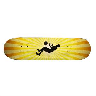 Dribbling Basketball 19.7 Cm Skateboard Deck