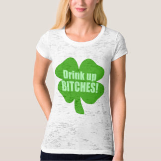 Drink Up on Saint Patrick's Day Shirt