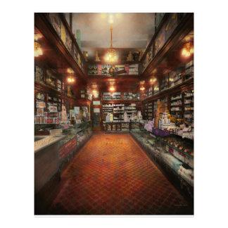 Drugstore - G.W. Armstrong drug store 1913 21.5 Cm X 28 Cm Flyer