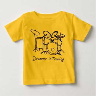 Drummer in Training Tshirt