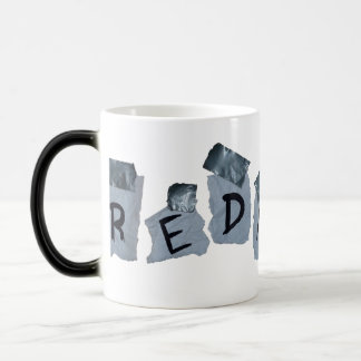 Duct Tape Redneck Sign Morphing Mug