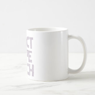 DUCT TAPE TECH BASIC WHITE MUG