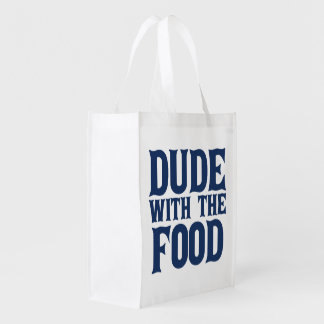 Dude With The Food