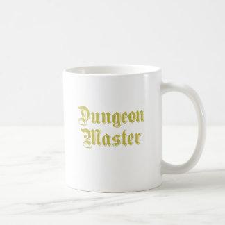 Dungeon Master Basic White Mug