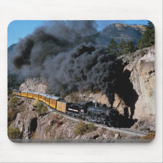 Durango and Silverton Railroad, No. 481, Bear Cree Mouse Pad