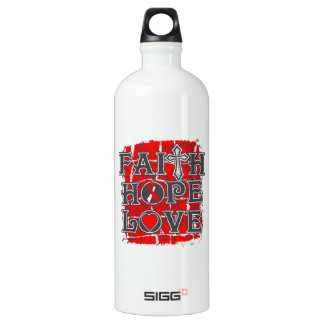 DVT Faith Hope Love SIGG Traveller 1.0L Water Bottle