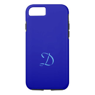 Earth Blue Monogram iPhone cases
