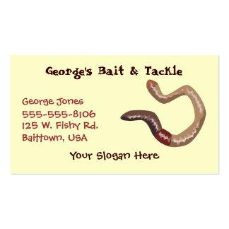 Earthworm Business card