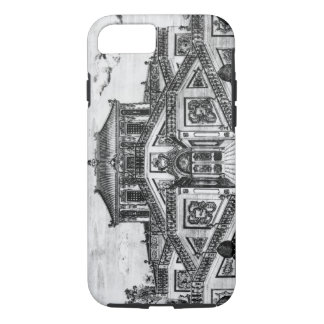East side of the Palace of the Calm of the Sea, Ga iPhone 7 Case