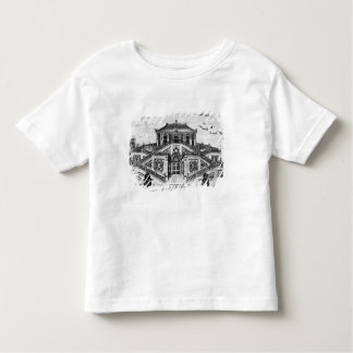 East side of the Palace of the Calm of the Sea, Ga Tshirt