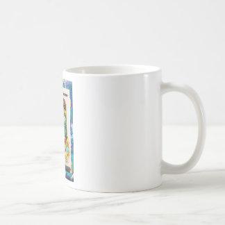 EASTER ~ CHERUB AND CHICKS.jpg Basic White Mug