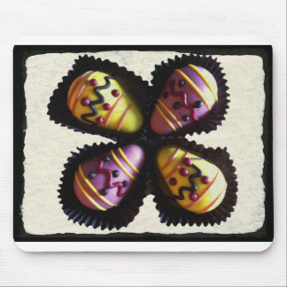 Easter Egg Chocolates Mouse Pad