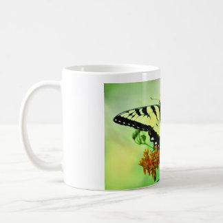 Eastern Tiger Swallowtail Butterfly Mug