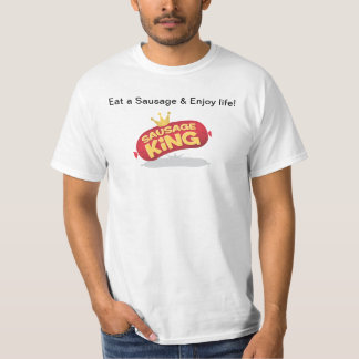 Eat a Sausage Tees