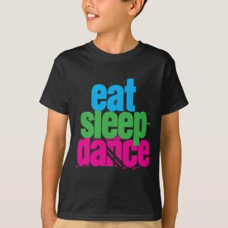 Eat, Sleep, Dance Shirt