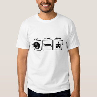 Eat. Sleep. Game Tee Shirt