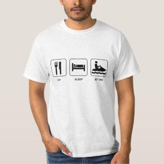 Eat Sleep Jet Ski T-shirt