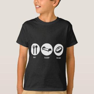 Eat Sleep Rugby Tee Shirts