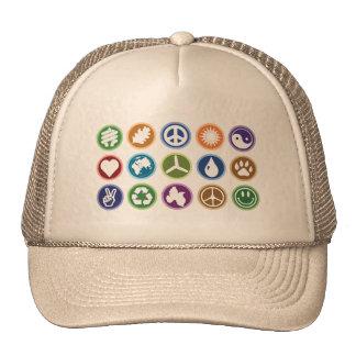 Eco Symbols Cap