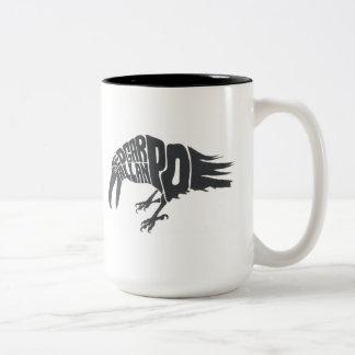Edgar Allan Poe - The Raven Two-Tone Mug