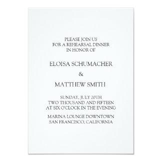 editable template 11 cm x 16 cm invitation card