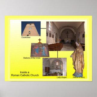 Education, Relgion, Roman Catholic Church Poster