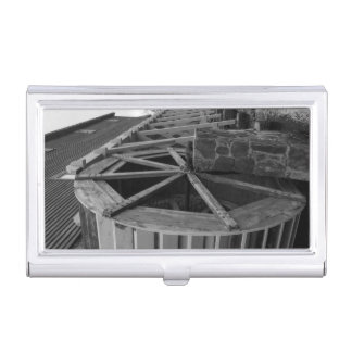 Edwards Water Wheel Business Card Cases