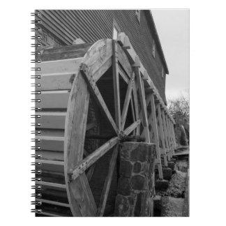 Edwards Water Wheel Note Books