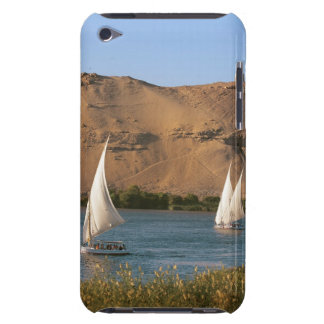 Egypt, Aswan, Nile River, Felucca sailboats, iPod Touch Covers