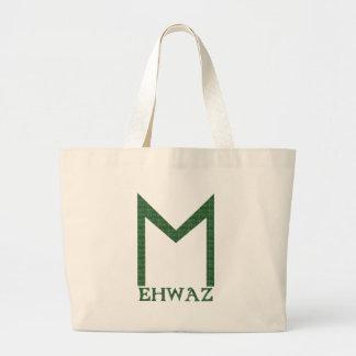 Ehwaz Jumbo Tote Bag