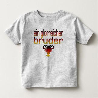 Ein Glorreicher Bruder Germany Flag Colors Toddler T-Shirt