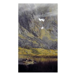 Ekko (Echo on the Fjord) Pack Of Standard Business Cards